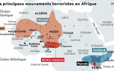 Terrorisme en Afrique et au Moyen-Orient, un phénomène semblable?