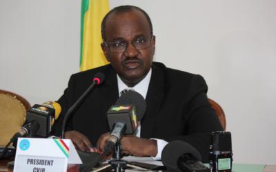 Rencontre avec le Président de la Commission de vérité, justice et réconciliation (CVJR) du Mali