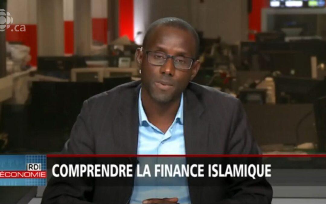 Entrevue d'Issouf Soumaré sur les principes de la financeislamique (Radio-Canada, 16 nov 2016)