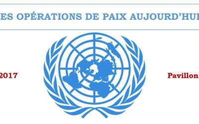 Conférence «Les opérations de paix aujourd'hui»